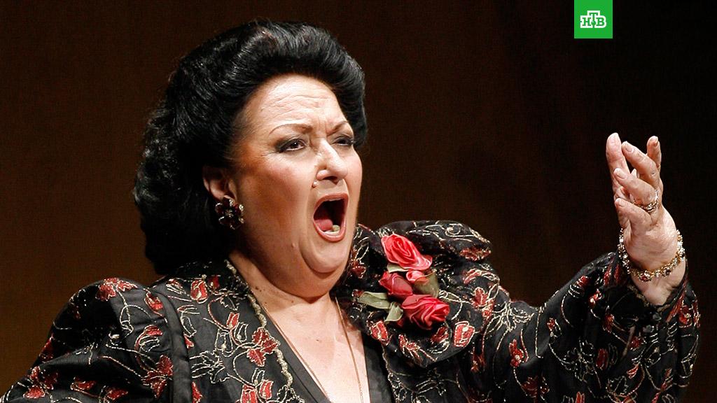 Умерла оперная певица Монсеррат Кабалье (2018)
