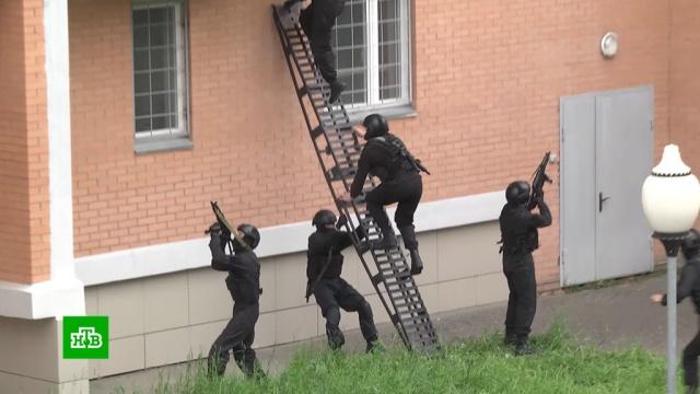 Центр специального назначения ФСБ отмечает 20-летие.памятные даты, спецслужбы, ФСБ.НТВ.Ru: новости, видео, программы телеканала НТВ