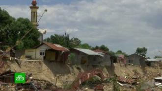 ВИндонезию доставили гуманитарную помощь из России