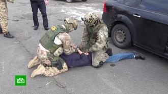 ФСБ задержала банду, торговавшую оружием ивзрывчаткой