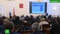 Про садовников, «озверин» и ЖКХ: врио губернатора Петербурга провел первое заседание правительства