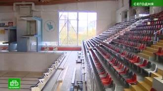 ВПетербурге будущих идействующих чемпионов лишили бассейна для тренировок