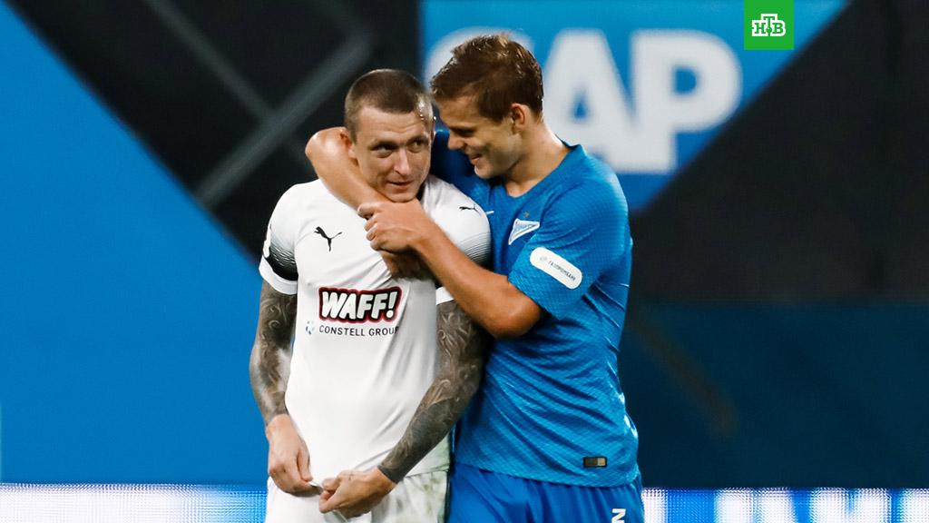 Футболисты Кокорин и Мамаев задержаны - грозит до семи лет тюрьмы (2018)