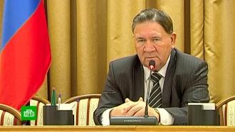 Губернатор Курской области досрочно ушел вотставку