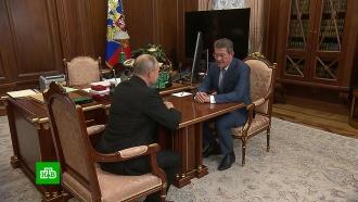 Глава Забайкалья Жданова подала вотставку