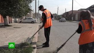 Бросивший банку вподростка чеченец получил униформу илопату