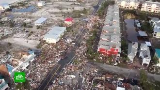 ВСША возросло число жертв урагана «Майкл»