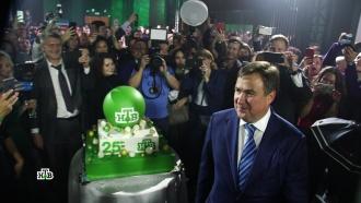 НТВ принимает поздравления с 25-летием.НТВ, телевидение, юбилеи.НТВ.Ru: новости, видео, программы телеканала НТВ