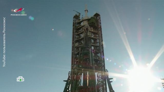 «Быстро прилетели»: что спасло космонавтов при аварии «Союза».НАСА, Роскосмос, космос.НТВ.Ru: новости, видео, программы телеканала НТВ