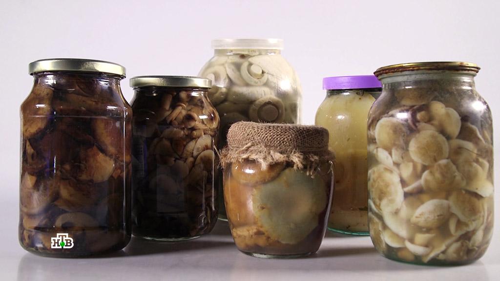 Смертельно опасные грибы нашли на прилавках магазинов