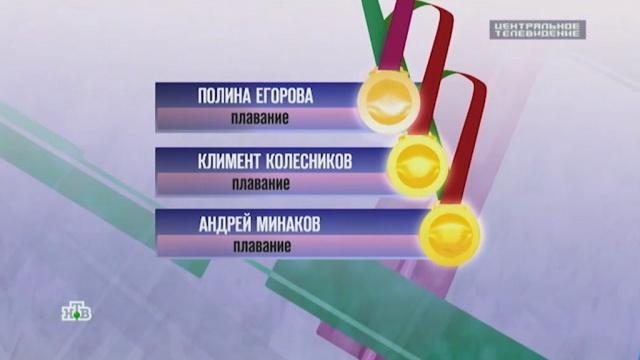 Российские пловцы завершили блистательное выступление на юношеской Олимпиаде.Аргентина, Олимпиада, плавание.НТВ.Ru: новости, видео, программы телеканала НТВ