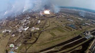 Диверсанты или воры: почему на Украине горят склады боеприпасов