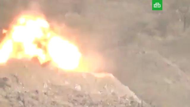 В Сети появилось видео уничтожения американского «Абрамса».армии мира, Йемен, Саудовская Аравия.НТВ.Ru: новости, видео, программы телеканала НТВ