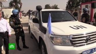 КПП на границе Израиля и Сирии открыли после долгого перерыва