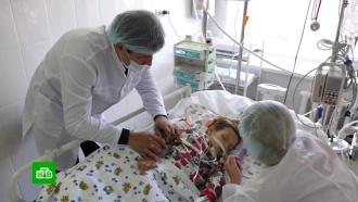 Проглотивший шарик мальчик из Тюмени второй месяц лежит в коме