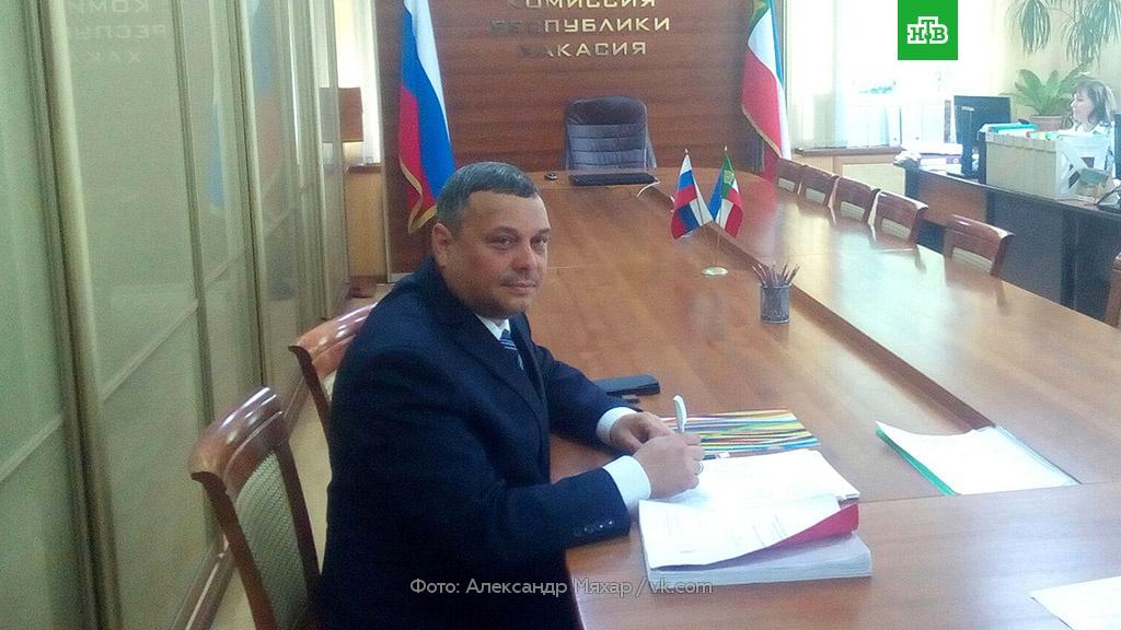 Кандидат от «Партии Роста» снялся с выборов главы Хакасии.Хакасия, выборы.НТВ.Ru: новости, видео, программы телеканала НТВ