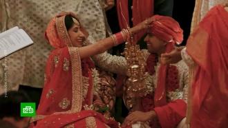 Шатры, цветы, огонь и золото: индийцы начали продавать туристам билеты на свои свадьбы.Индия, торжества и праздники, туризм и путешествия.НТВ.Ru: новости, видео, программы телеканала НТВ