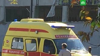 НАК: в керченском колледже сработало взрывное устройство.В политехническом колледже в Керчи взорвалось устройство неустановленного образца. Об этом сообщили в информационном центре Национального антитеррористического комитета (НАК).Крым, взрывы.НТВ.Ru: новости, видео, программы телеканала НТВ