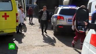 На пути керченского убийцы пыталась встать женщина-вахтер