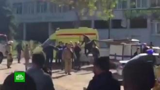 Минздрав: жертвами взрыва вКерчи стали 10человек