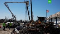 Число жертв урагана «Майкл» в США достигло 29.Число погибших из-за последствий урагана «Майкл», бушевавшего в США, возросло до 29. Наибольшее число жертв зафиксировано во Флориде — 20, еще пятеро погибли в Вирджинии, три — в Северной Каролине и один — в Джорджии.США, штормы и ураганы.НТВ.Ru: новости, видео, программы телеканала НТВ