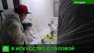 Петербургский центр Михаила Шемякина доверили расписывать малышам