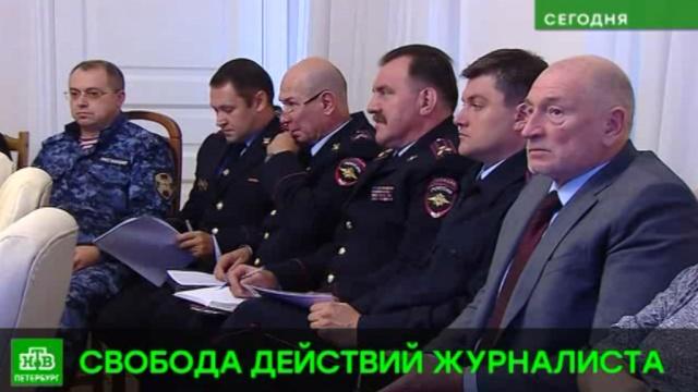 Николай Сванидзе: с участниками митингов нужно разговаривать.Санкт-Петербург, митинги и протесты, права человека.НТВ.Ru: новости, видео, программы телеканала НТВ