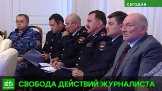 Николай Сванидзе: с участниками митингов нужно разговаривать