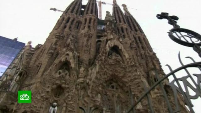Саграда-Фамилия выплатит в бюджет Барселоны 36 миллионов евро.Каталония, памятники, строительство.НТВ.Ru: новости, видео, программы телеканала НТВ