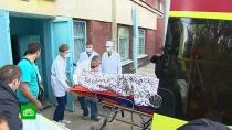 Раненным в Керчи детям нужны операции и переливания крови.В Москву из Керчи доставили шестерых детей, пострадавших при стрельбе и взрыве в политехническом колледже. Сейчас они находятся в НИИ неотложной детской хирургии и травматологии.Крым, взрывы, нападения, стрельба, школы.НТВ.Ru: новости, видео, программы телеканала НТВ