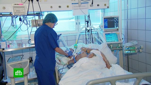 Институт скорой помощи имени Склифосовского отмечает <nobr>95-летие</nobr>