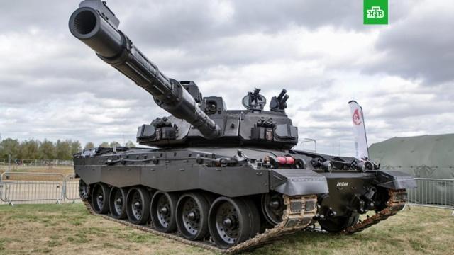 Британия ответит российской «Армате» танком «Черная ночь».Великобритания представила прототип нового танка «Черная ночь», который должен стать ответом на российский танк «Армата».Великобритания, вооружение.НТВ.Ru: новости, видео, программы телеканала НТВ