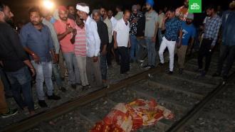 Путин соболезнует в связи с трагедией на железной дороге в Индии.железные дороги, Индия, торжества и праздники.НТВ.Ru: новости, видео, программы телеканала НТВ