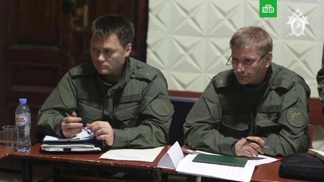СК показал видео с места бойни в керченском коллежде.взрывы, Крым, нападения, похороны, стрельба, школы.НТВ.Ru: новости, видео, программы телеканала НТВ