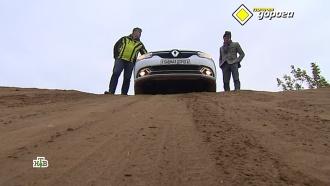 Подъем на глиняный склон: как правильно работать рулем и двигаться задним ходом