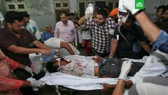 Жертвами трагедии на железной дороге в Индии стали более 60 человек.железные дороги, Индия, торжества и праздники.НТВ.Ru: новости, видео, программы телеканала НТВ