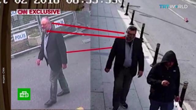 СМИ: предполагаемый убийца Хашкаджи выдавал себя за погибшего.Саудовская Аравия, Стамбул, Турция, журналистика, убийства и покушения.НТВ.Ru: новости, видео, программы телеканала НТВ