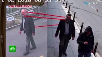 СМИ: предполагаемый убийца Хашкаджи выдавал себя за погибшего