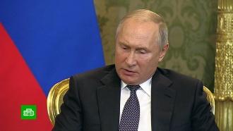 Путин поблагодарил итальянцев, помогавших российским болельщикам вметро