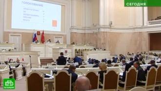Петербургские депутаты добавили прав врио губернатора и раскритиковали «Метрострой»
