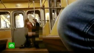 Занявшимся сексом в метро любовникам грозит 5 лет тюрьмы