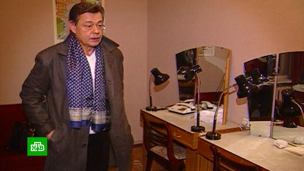 Умер народный артист Николай Караченцов (1944-2018)