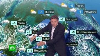 Прогноз погоды на 27октября