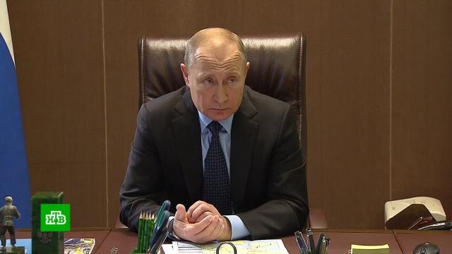 Путин пообещал помощь федерального центра пострадавшим от паводка на Кубани.Краснодарский край, наводнения, Путин, Сочи, МЧС.НТВ.Ru: новости, видео, программы телеканала НТВ