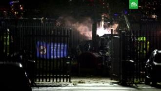 Владелец «Лестера» разбился на вертолете устадиона вместе сдочерью