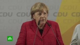 Меркель откажется от должности председателя ХДС