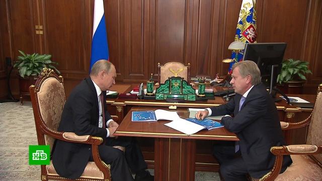 Савельев рассказал Путину о самом масштабном проекте «Аэрофлота».авиакомпании, авиация, аэропорты, Аэрофлот, Путин.НТВ.Ru: новости, видео, программы телеканала НТВ