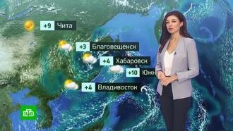Утренний прогноз погоды на 29октября