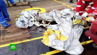 Россиян на борту разбившегося вИндонезии Boeing не было