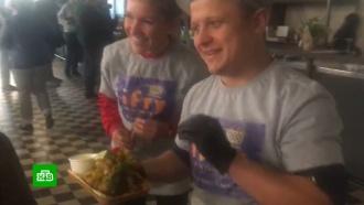 Россиянин стал победителем международного фестиваля уличной еды в Берлине